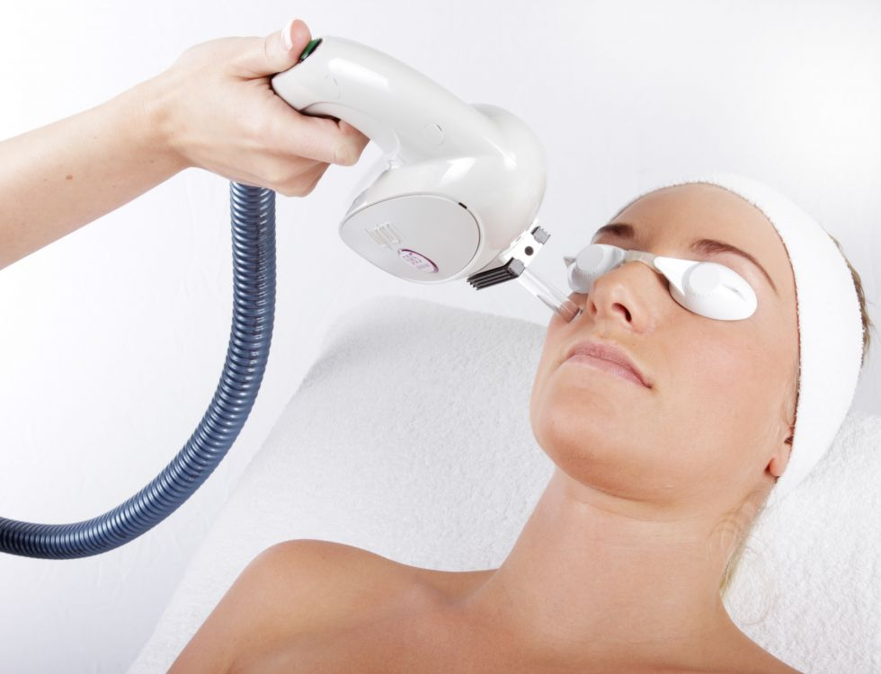 Laser AND IPL technology available at Luciderm